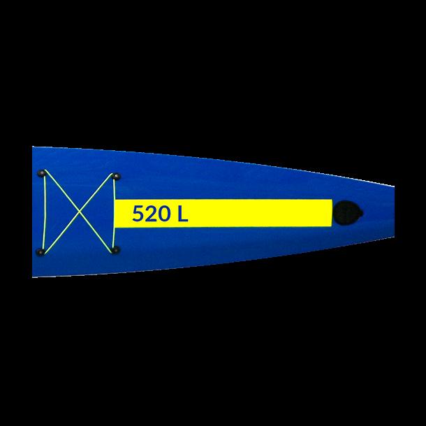 Ocean Ski Model Tag
