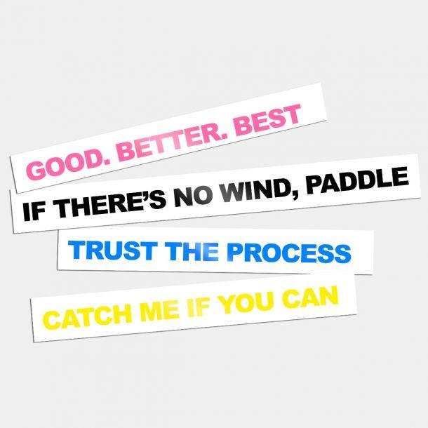 Sticker: Motivational Messages