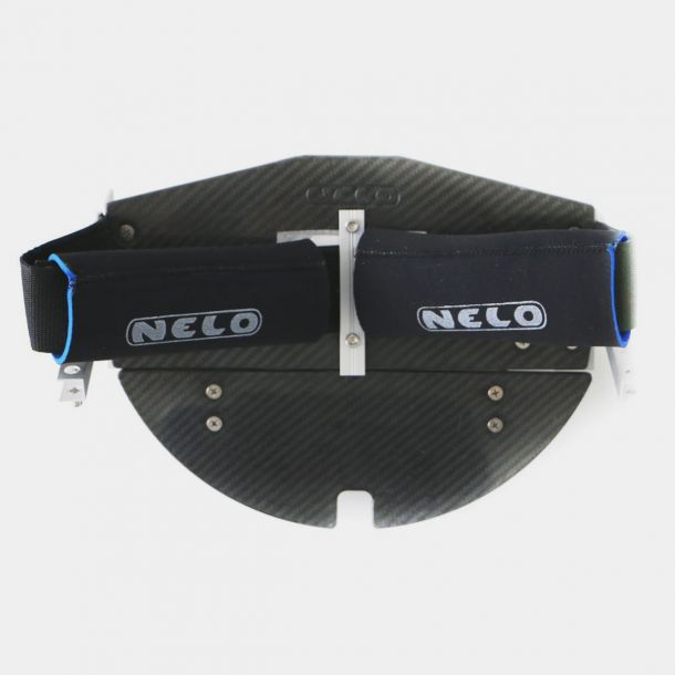 Foot Rest: Nelo, K2 with Carbon pullbar