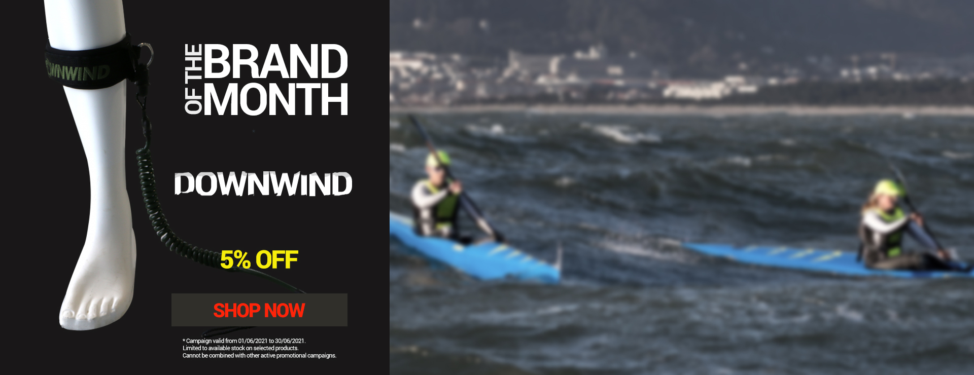 Brand of the month Downwind