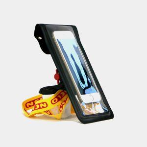 Waterproof phone bag and holder