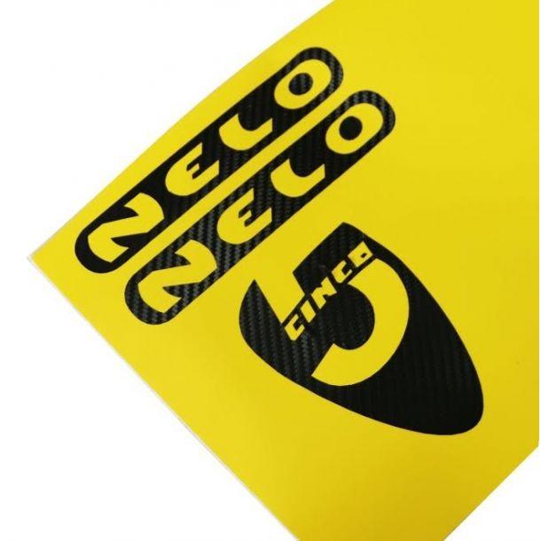 Stickers: Pack Quattro