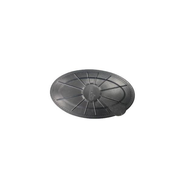Hatch: Oval, 44x 26 cm