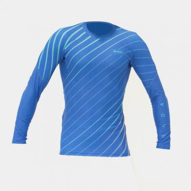 ONDA Compression Long Sleeve Blue