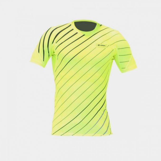 ONDA Compression Short Sleeve Yellow