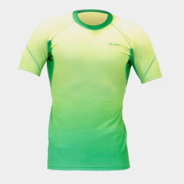 ONDA Compression Short Sleeve Green