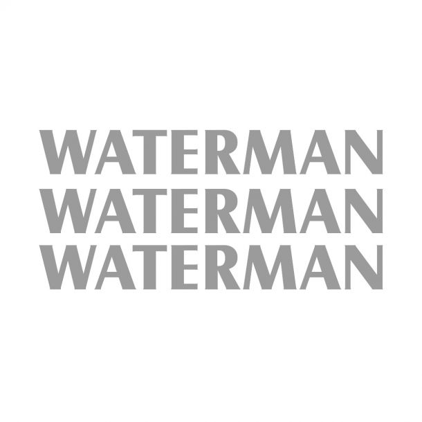 Stickers: Pack Waterman