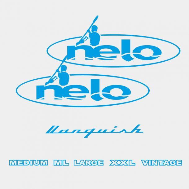 Stickers: Nelo Vanquish Logo Pack