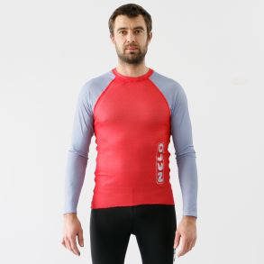 Nelo Long Sleeve (Limited RED-GREY Edition)