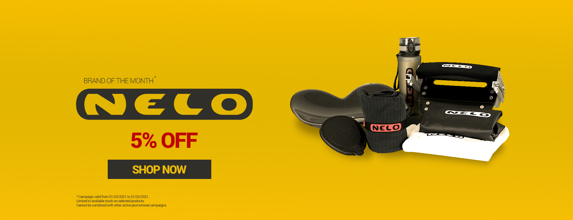 NELO BRAND OF THE MONTH
