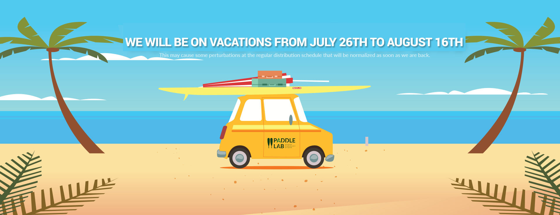 VACATIONS BANNER